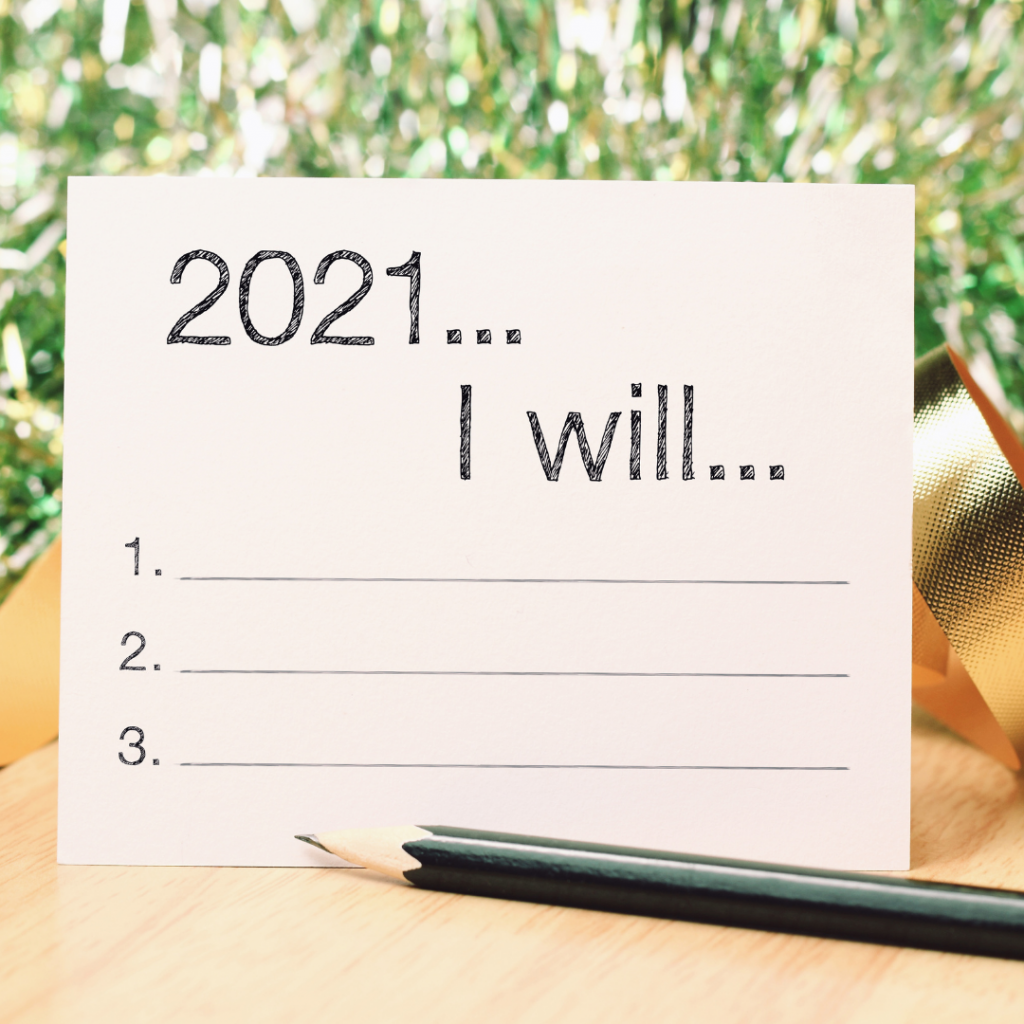 How to Help Your Athlete Set Goals in 2021
